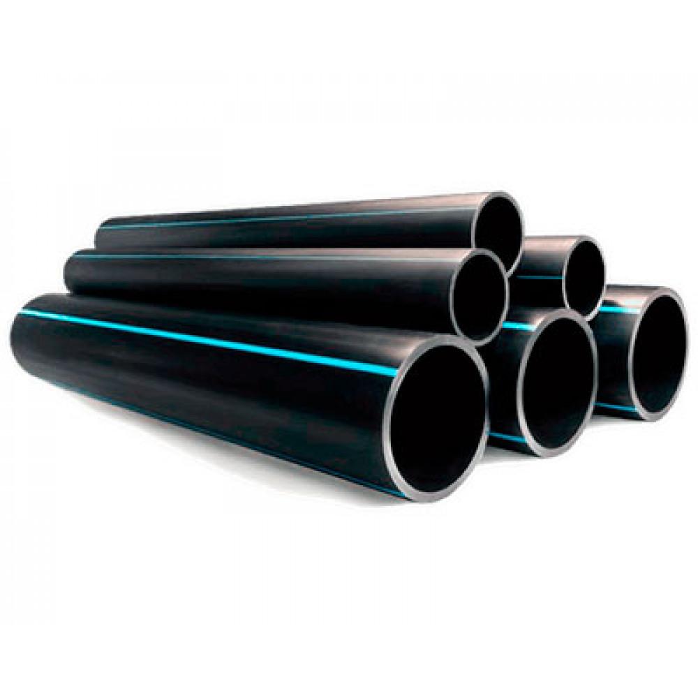 Полиэтиленовые трубы ПНД SDR17,6 (ПЭ100; 8,3 атм.)