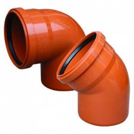 Отводы канализационные ПВХ (Польша)
