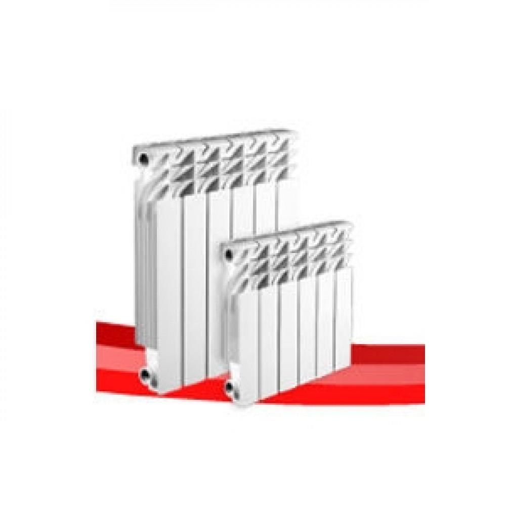 RU-RA Радиатор алюминиевый 500/100