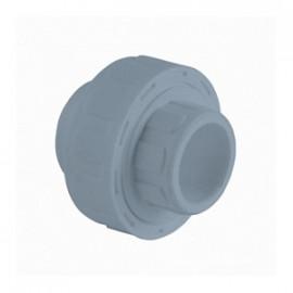 Муфты разъемные (PPR), цвет серый