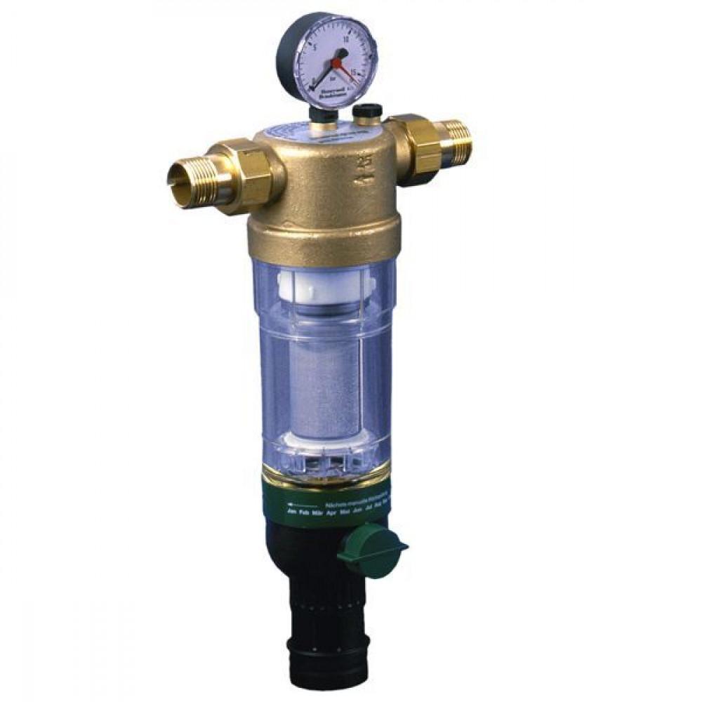 DE-HW Фильтр тонкой очистки F76S (для холодной воды)