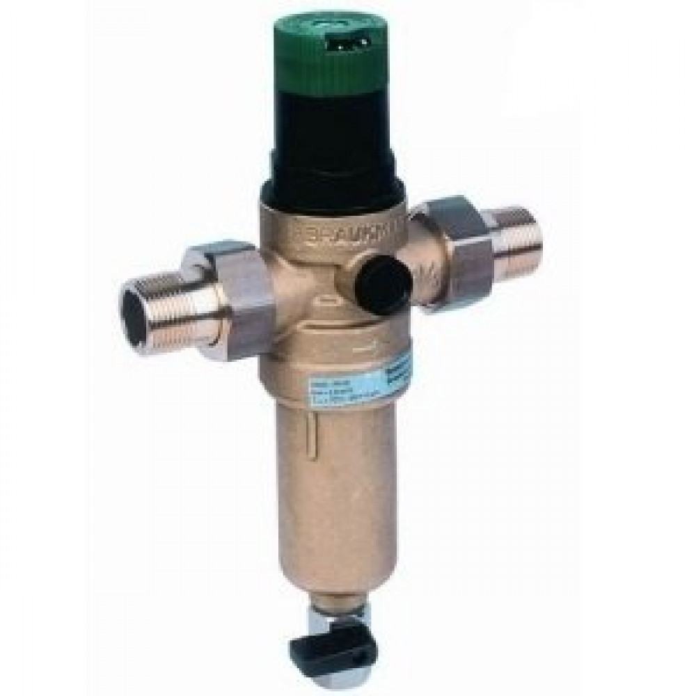 Фильтр fk06 с редуктором давления (для горячей воды)